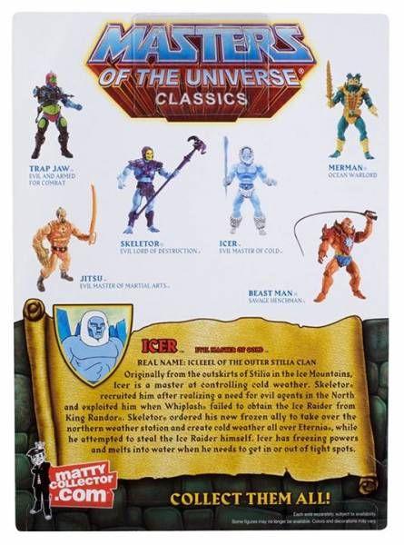 MOTU Classics - Icer