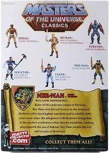 MOTU Classics - Mer-Man (\'\'The Original\'\')