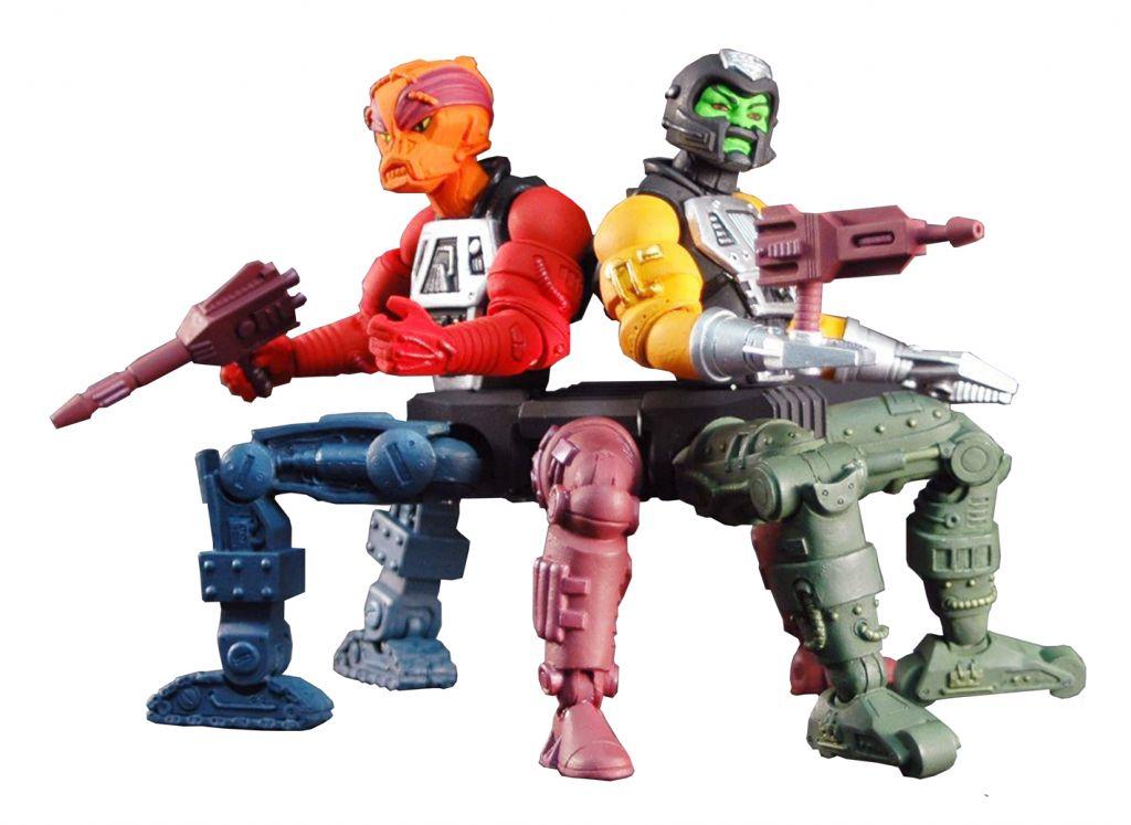 MOTUC Multi-Bot