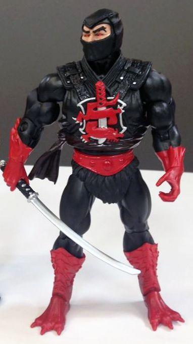 MOTU Classics - Ninjor Ninja Warrior (1)