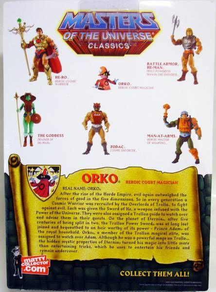 MOTU Classics - Orko (\'\'The Original\'\')