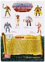 MOTU Classics - Ram Man
