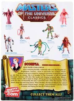 MOTU Classics - Scorpia