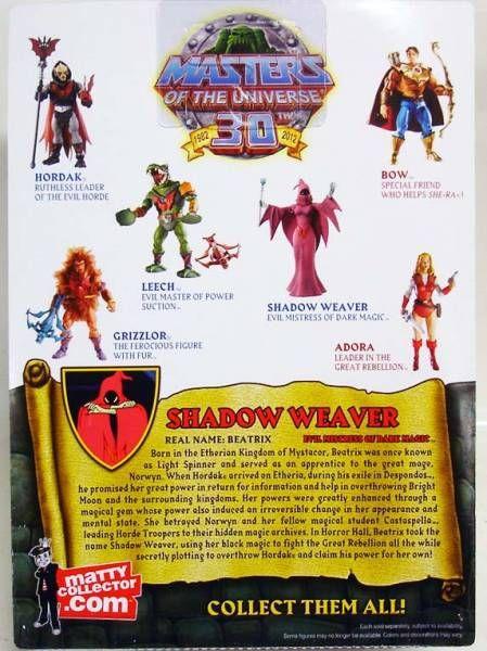 MOTU Classics - Shadow Weaver