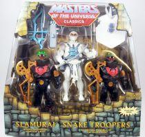 MOTU Classics - Slamurai & Snake Troopers (Power-Con Exclusive)