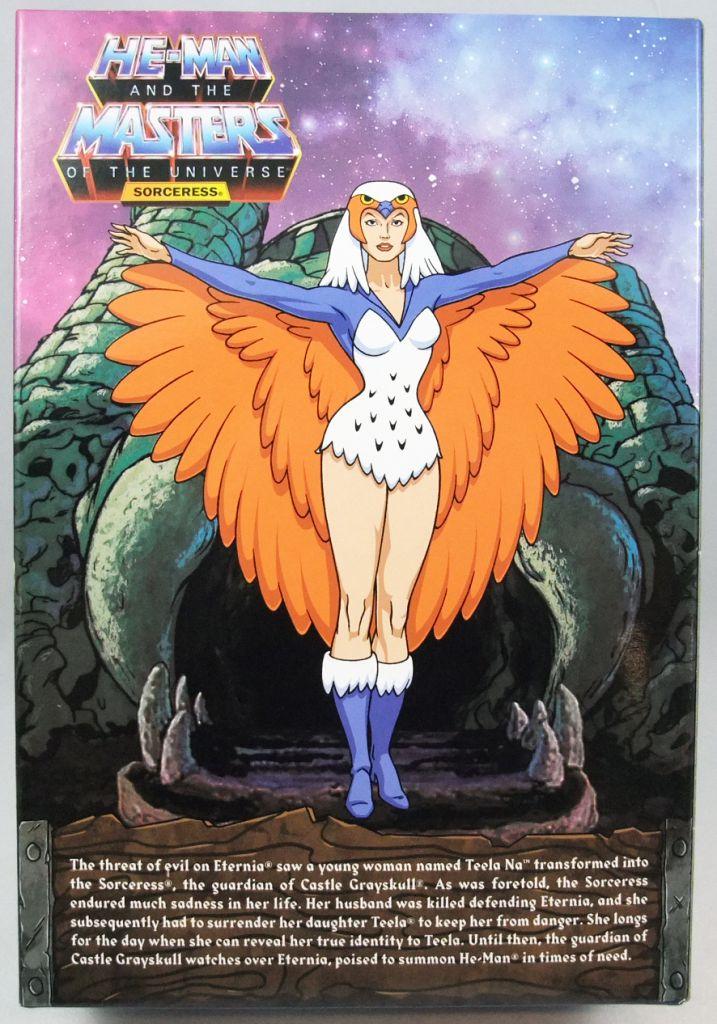 MOTU Classics - Sorceress (Filmation)