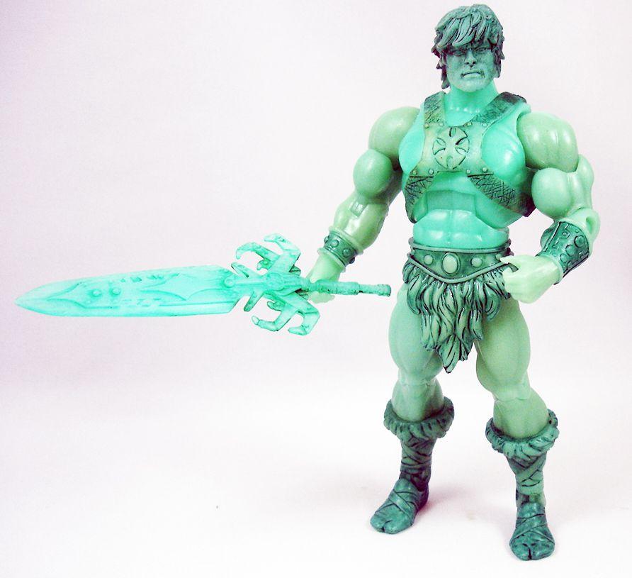 MOTU Classics - Spirit of King He-Man - Barbarossa Custom Creations