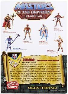 MOTU Classics - Strobo