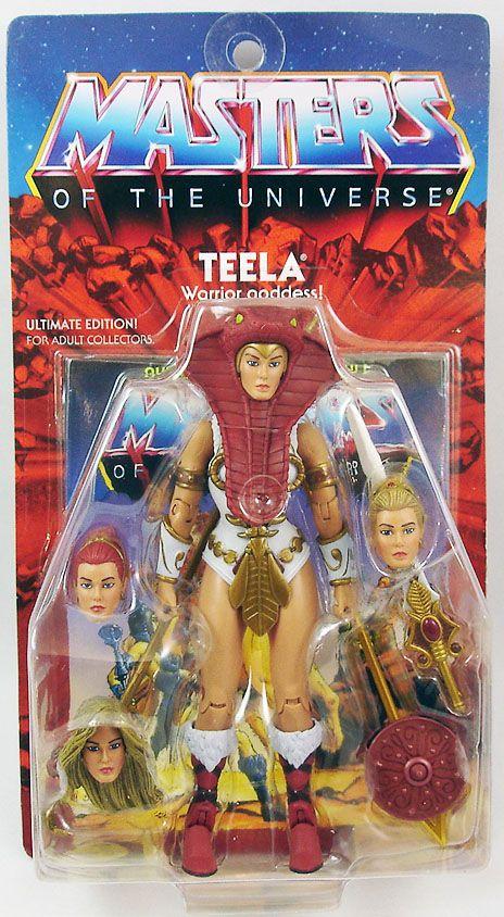MOTU Classics - Teela (Ultimate)