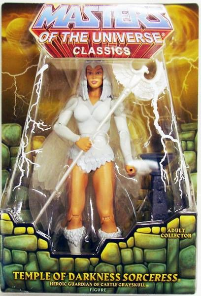 MOTU Classics - Temple of Darkness Sorceress
