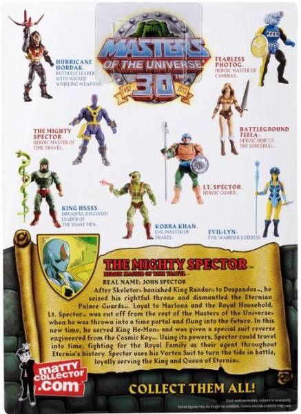 MOTU Classics - The Mighty Spector