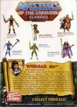 MOTU Classics - Wun-Dar
