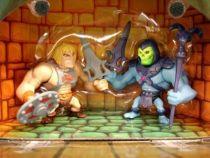 MOTU Classics Minis - He-Man & Skeletor