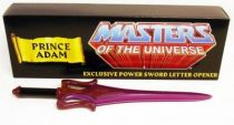 MOTU Icon Heroes - Power Sword Letter Opener (Prince Adam)