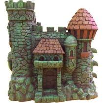 MOTU Icon Heroes - Statue Castle Grayskull, le Château des Ombres