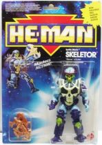 MOTU New Adventures of He-Man - Battle Blade Skeletor (Europe card)