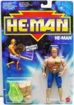 MOTU New Adventures of He-Man - He-Man (Europe card)