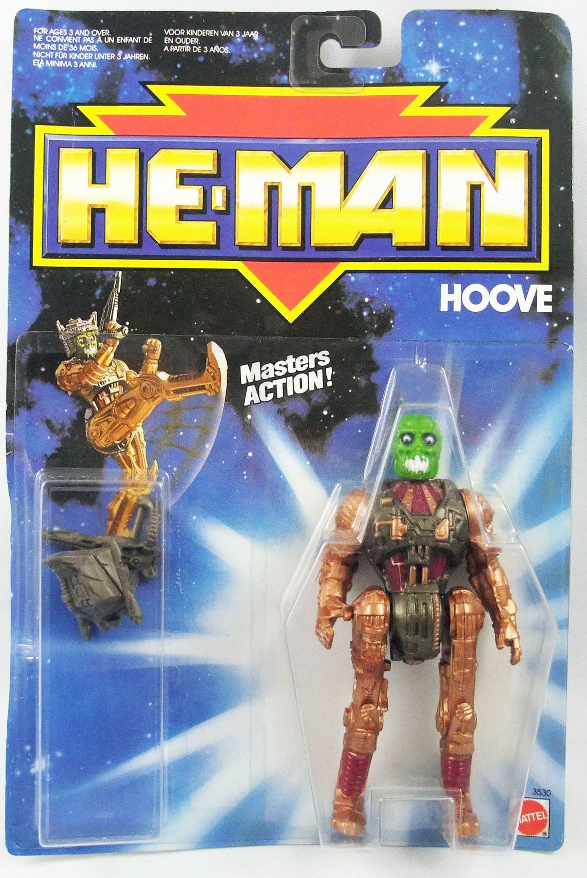 MOTU New Adventures of He-Man - Hoove (carte Europe)