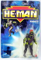 MOTU New Adventures of He-Man - Karatti (Europe card)