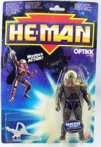 MOTU New Adventures of He-Man - Optikk (Europe card)