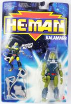 MOTU New Adventures of He-Man - Slush Head / Kalamarr (carte Europe)