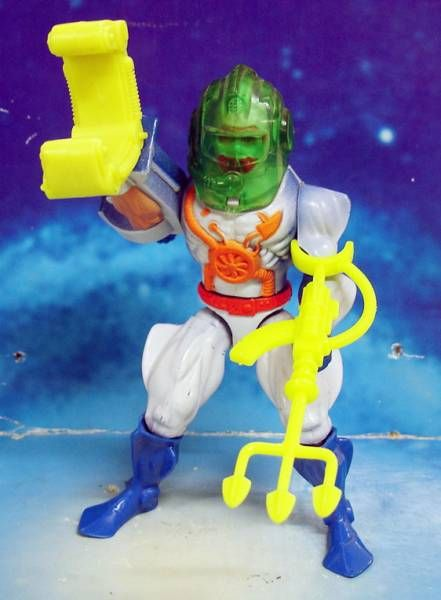 MOTU New Adventures of He-Man - Spin-Fist Hydron / Hydron Poing Rotor (loose)