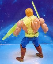 MOTU New Adventures of He-Man - Thunder Punch He-Man  He-Man Pouvoir du Tonnerre loose (1)