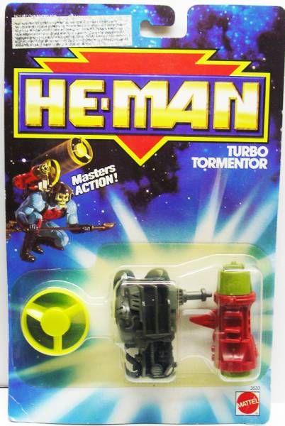 MOTU New Adventures of He-Man - Turbo Tormentor (Europe card)