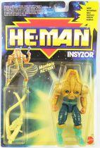 MOTU New Adventures of He-Man - Tuskador / Insyzor (Europe card)