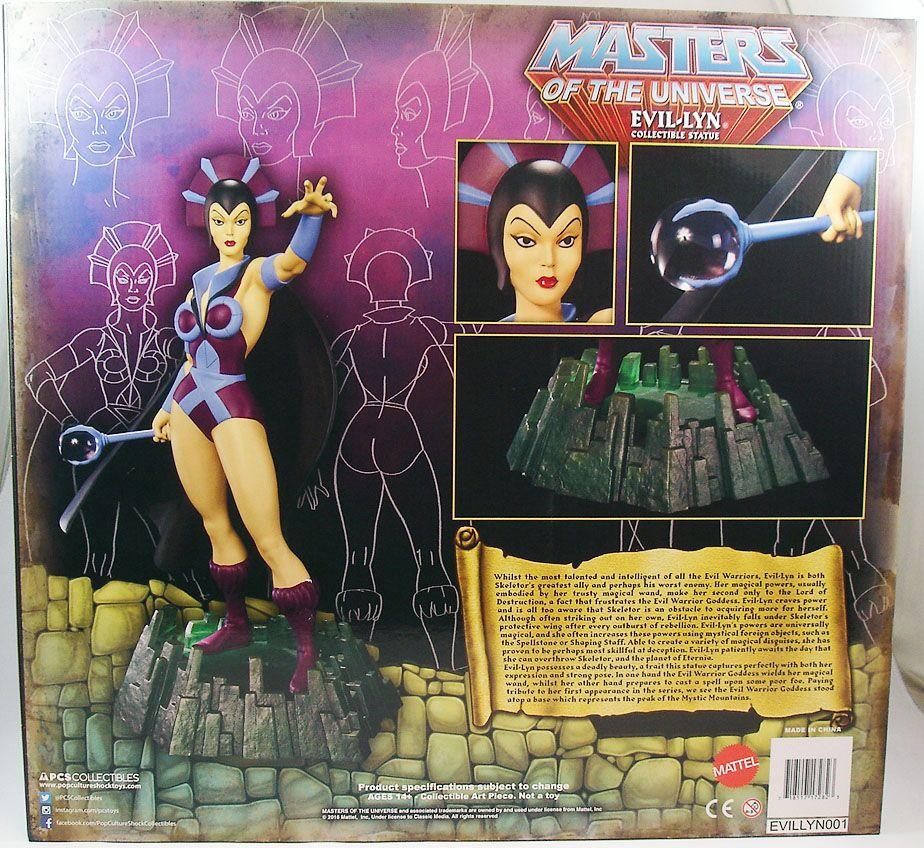MOTU Pop Culture Shock - Statue Evil-Lyn échelle 1/4