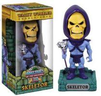 MOTU Wacky Wobbler Funko - Set de 4 figurines Bobble-Head : He-Man, Skeletor, Beast-Man, Orko