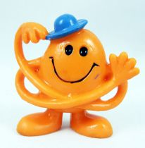 Mr Bonhomme - Bully - Figurine PVC Mr Chatouille