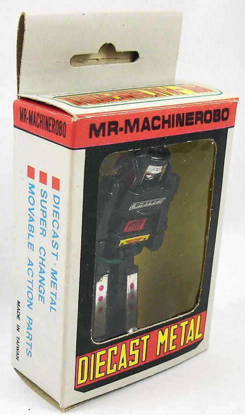 MR-MachineRobo - PR-01 Loco