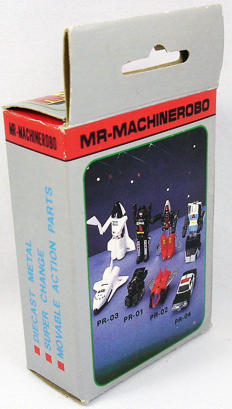 MR-MachineRobo - PR-03 Spay-C Shuttle