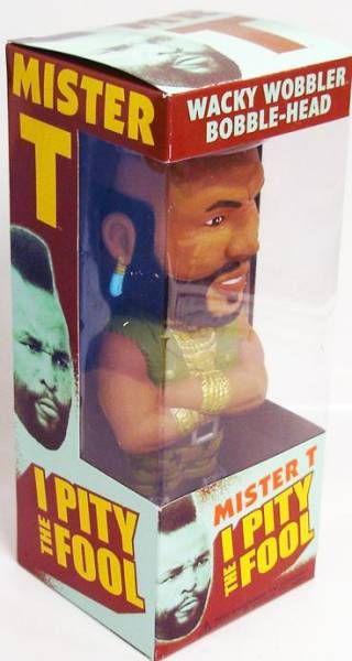 Mr. T - B.A. Barracus Wacky Wobbler - Funko