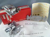 MRE Porsche 935 Mugello Schornstein White Metal Kit 1:43 Mint Unbuilt