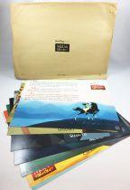 Mulan - Set de 8 Lobby Cards