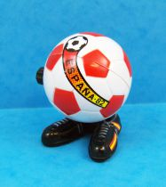 Mundial España 82 - Wind-Up - Ballon rouge & blanc