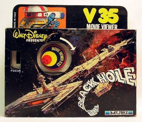 Mupi The black hole Movie viewer V35