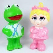 Muppet Babies - Bubble Bath Bottles - Kermit & Miss Piggy