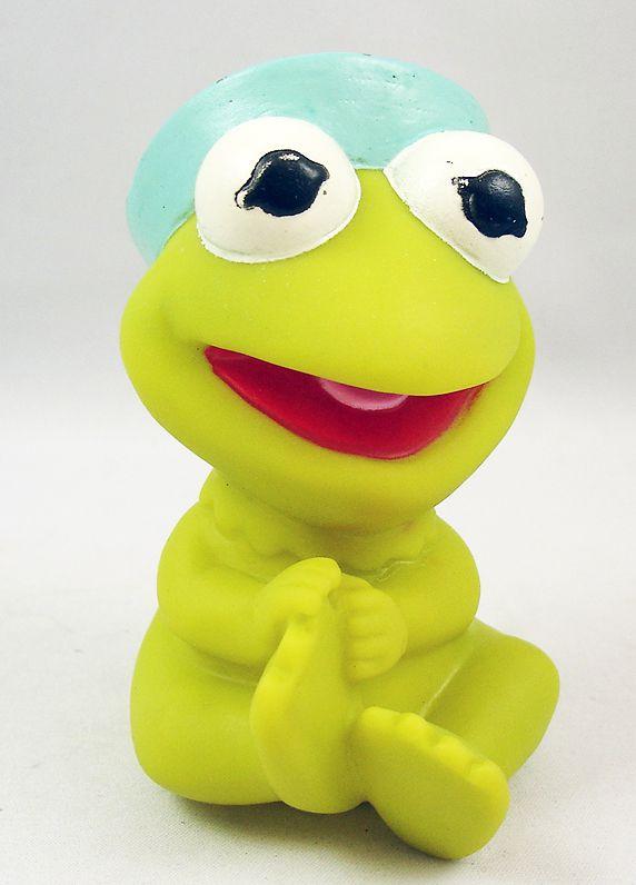 Muppet Babies - HAI - Pouet 12cm Baby Kermit