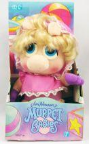 Muppet Babies - Peluche Hasbro 23cm - Baby Miss Piggy