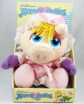 "Muppet Babies - Toy Play 14"" Plush - Baby Miss Piggy"