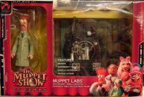 Muppet Labs playset & Beaker