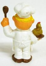 Muppet Show - Schleich - Swedish Chef (blonde hair)