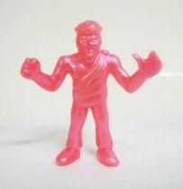 Muscleman (M.U.S.C.L.E.) - Mattel - #043 Curry Cook (fushia)