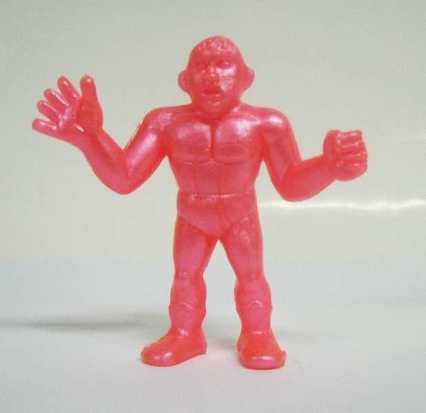 Muscleman (M.U.S.C.L.E.) - Mattel - #091 Cyborg SW (fushia)