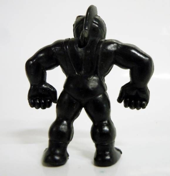 Muscleman (M.U.S.C.L.E.) - Mattel - #110 Kinnikuman - Muscleman (F) (noir)