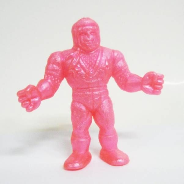 Muscleman (M.U.S.C.L.E.) - Mattel - #216 The Ninja (C) (fushia)