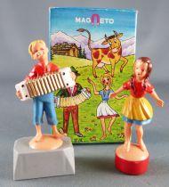 Musiciens Magiques -  Magneto N° 3147- Neuf Boite